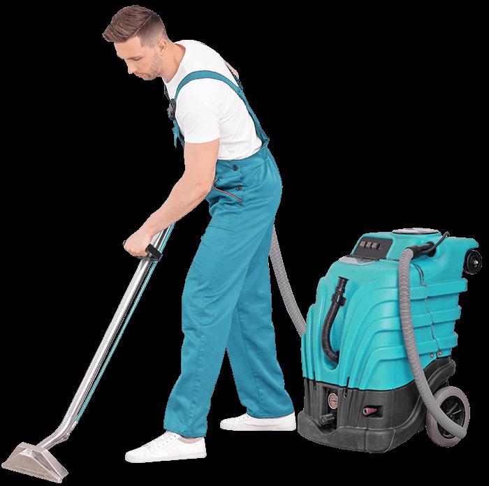 Carpet clean guy